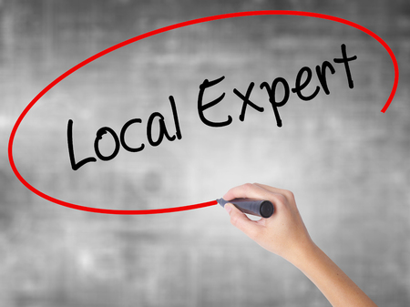 Look For Local Expertise